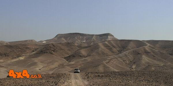 הר קנאים , בדרכנו אליו