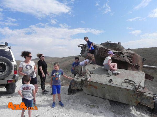 הטנק של רמות מנשה