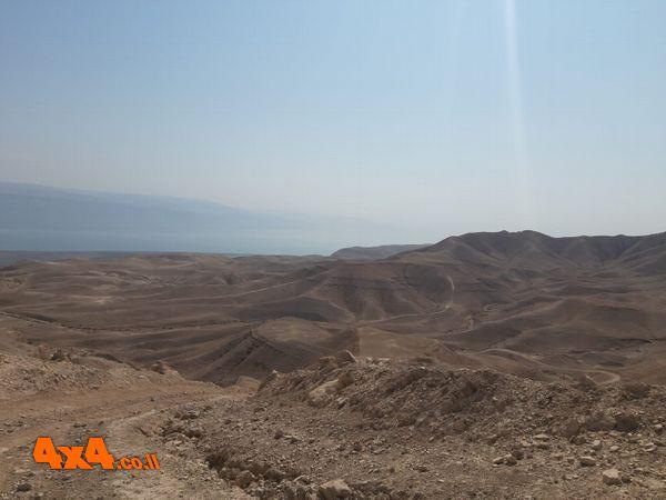 טיול דאצ'יה דאסטר 4X4 בדרום מדבר יהודה - קבוצה 2