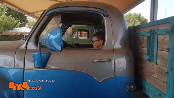 מוזיאון המשאיות והתובלה ברמלה, ההיסטוריה של תעבורה ועוד בחינם!