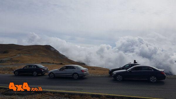 טיול נהיגה ספורטיבית ל-5 ימים ברומניה, אוקטובר 2019