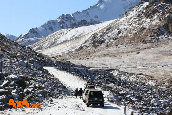 מסע לארץ הנוודים - קירגיזסטן, חורף 2019