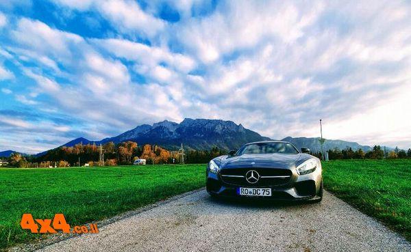 טיול נהיגה ספורטיבי לאירופה - Mercedes AMG