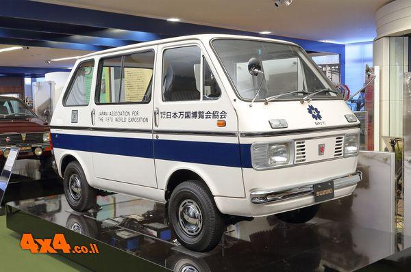 המכונית החשמלית הראשונה בשנת 1970