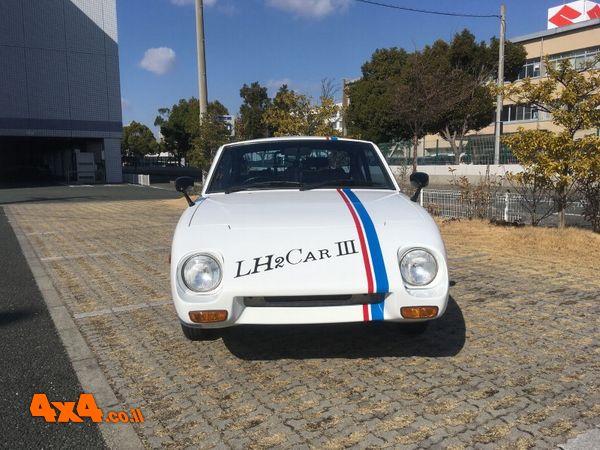 1979 מכונית על תאי מימן