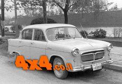 סובארו 1500 דגם 1954