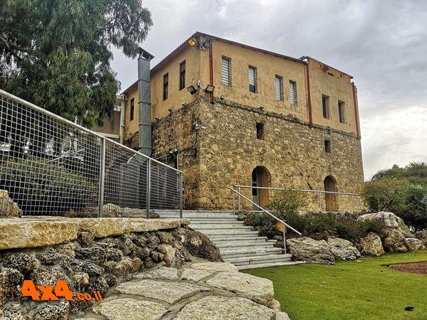 נקודה בשטח – בית הראשונים בביתן אהרון