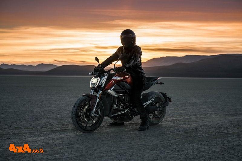 ZERO אופנועים חשמליים בישראל