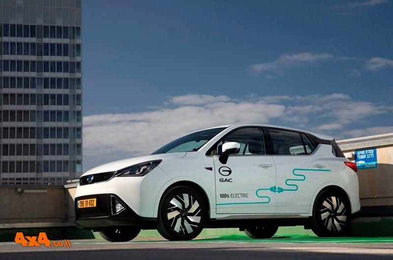 GAC - מותג רכב חשמלי חדש בישראל