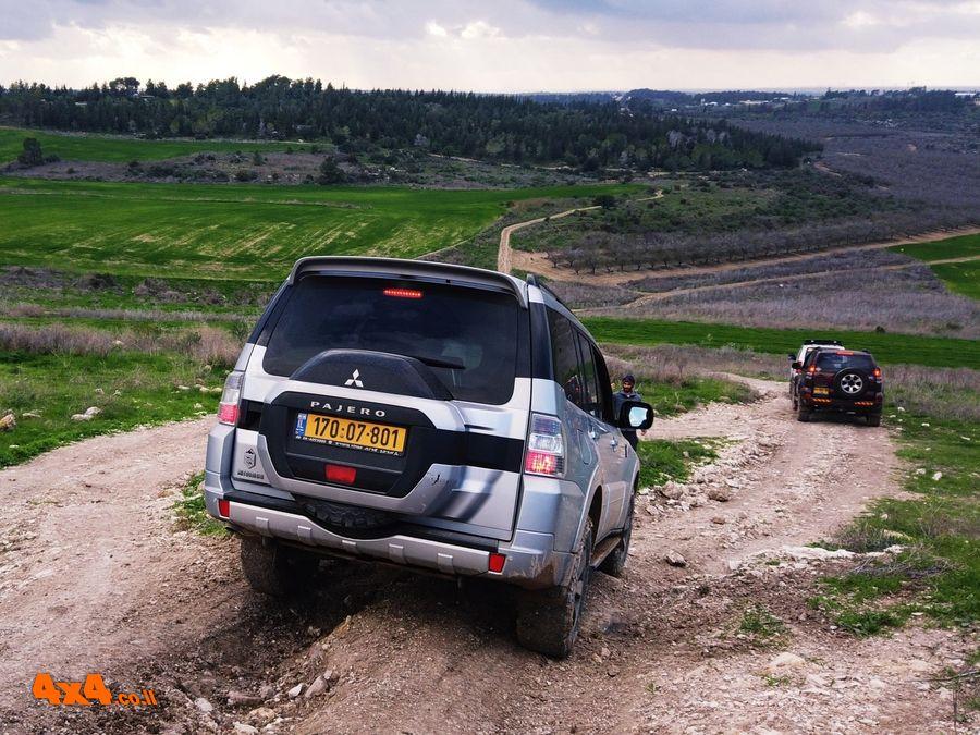 סיכום טיול ירוק באווירה חורפית בהרי ירושלים