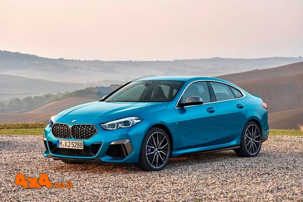 ב.מ.וו 2 גראן קופה BMW 2 Series Gran Coupe