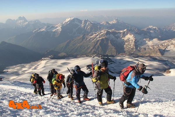 טיפוס הרים לפסגות הגבוהות בעולם