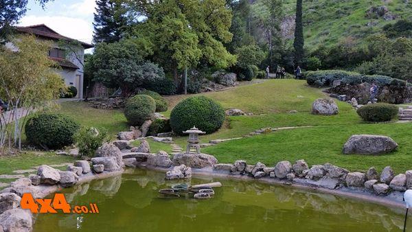 הגן היפני בקיבוץ חפציבה