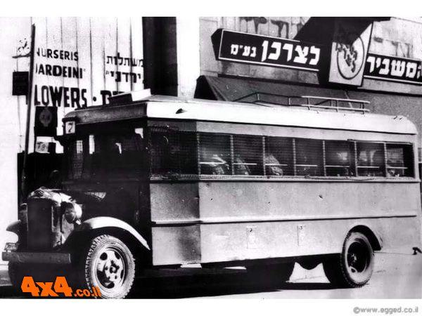 הנסיעה באוטובוסים נוחים (אין מזגן!):