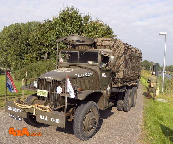 אגדת שטח: משאית הסיקס-ווילר