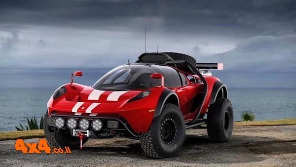 מכונית בארגז: גליקנהאוס מיני-בוט