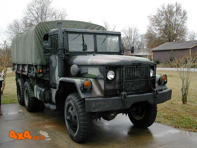 אגדת שטח: משאית REO M35