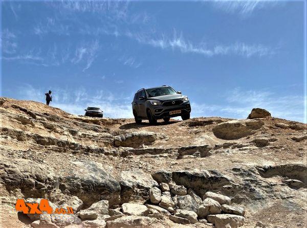 טיול אל הנופים והאתגרים במדבר יהודה