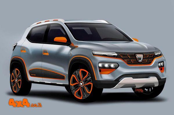 דאצ'יה: להתראות לודג'י, שלום ל-SUV חדש