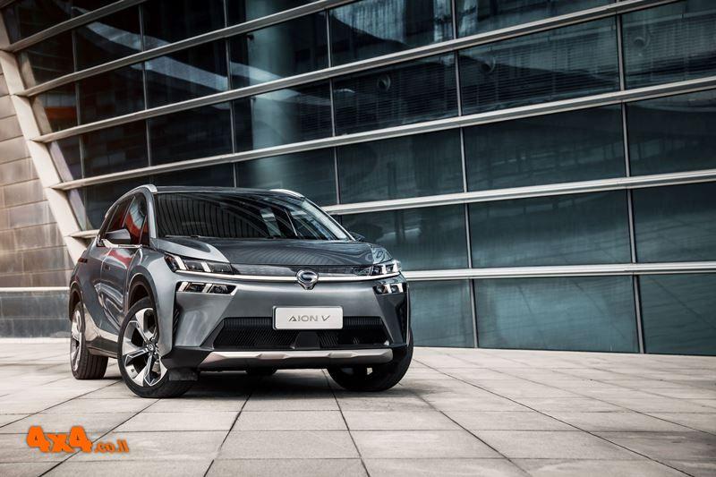 GAC משיקה SUV חשמלי חדש: Aion V
