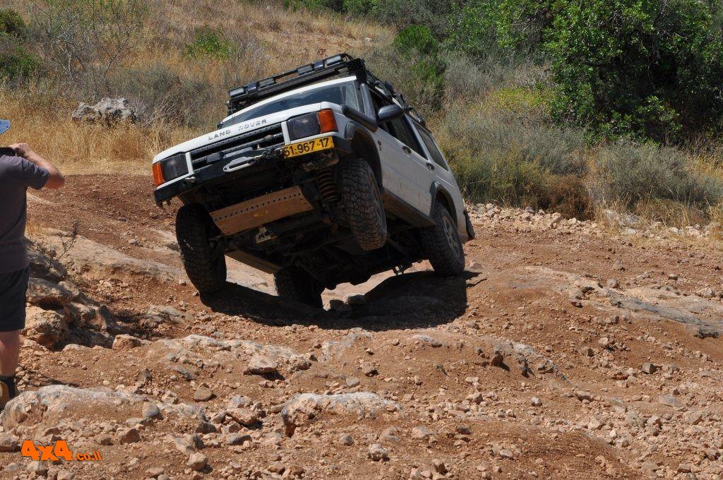 הדרכת נהיגה פרטית בטיפוס אתגרי בהרי ירושלים