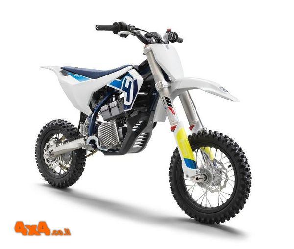 הוסקוורנה Husqvarna EE5 - אופנוע לילדים
