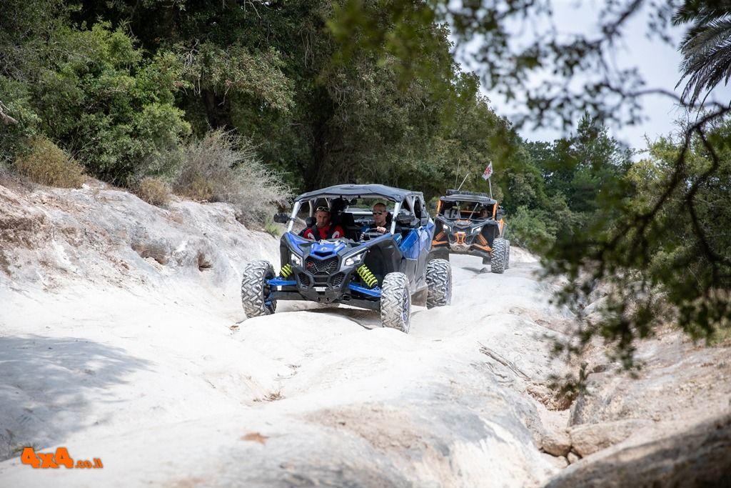 מסלול טיול – סלעים ומעיינות בהר חורשן