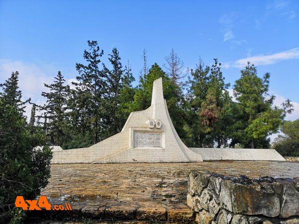 נקודה בשטח: הר דבורה