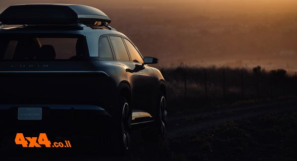 Lucid Gravity- מתחרה ראוי ל-SUV-ים של טסלה