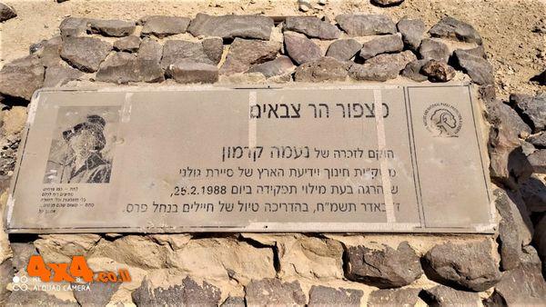 אבן לזכרה של נעמה