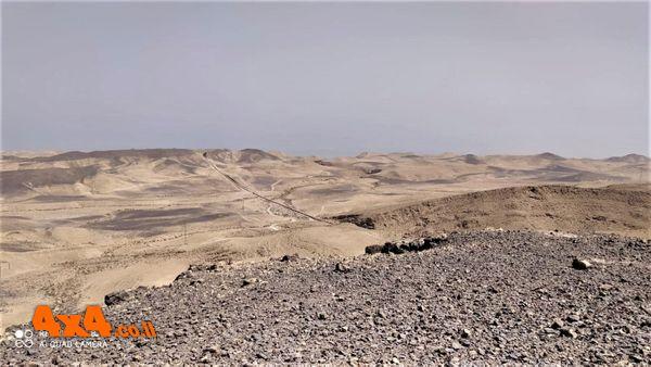 הנוף ממעלה הר צבאים