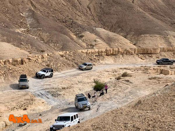 סיכום טיול לנחל פרס ונחל צין 7/11/2020