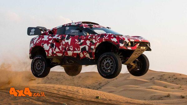 BRX Hunter - מתחרה חדש בדקאר
