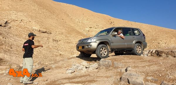 סיכום טיול יומיים אתגריים במדבר יהודה - חנוכה 2020
