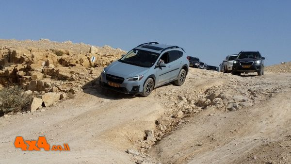 מעבר מכשול וכיוונים מדוייקים למנוע נזקים ברכב
