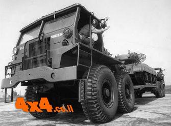 אגדת שטח: מוביל הטנקים MACK T8