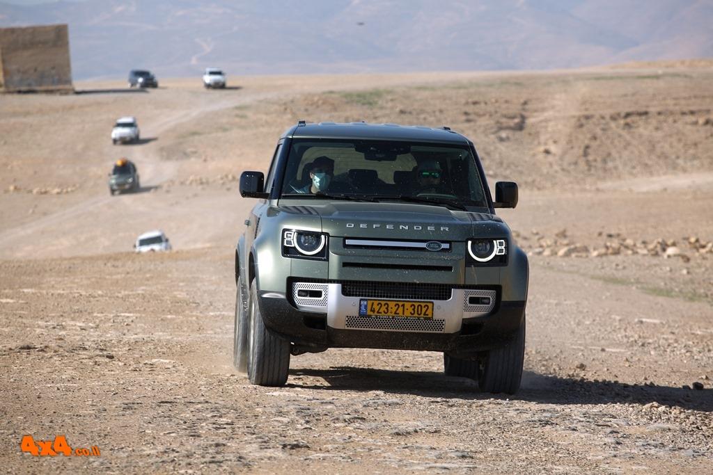 שטח 4X4 - מבחני דרכים - מבחני רכב