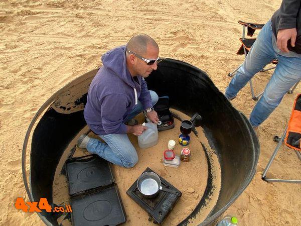 קפה של בין ערביים