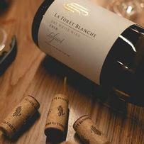 חדש! יין אריאל לבן של יקב לה פורה בלאנש