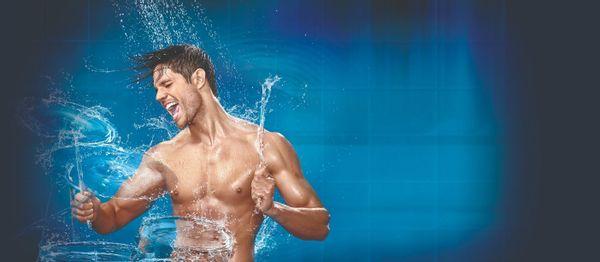 יש לך פרטנר חדש למקלחת - פלמוליב ג'ל רחצה לגבר