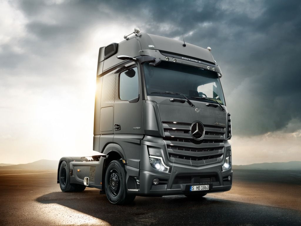 רכב כבד - קטלוג משאיות
