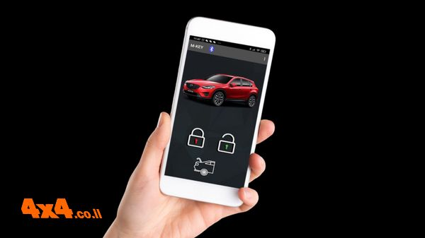 Mobile-key לכל רכב בישראל