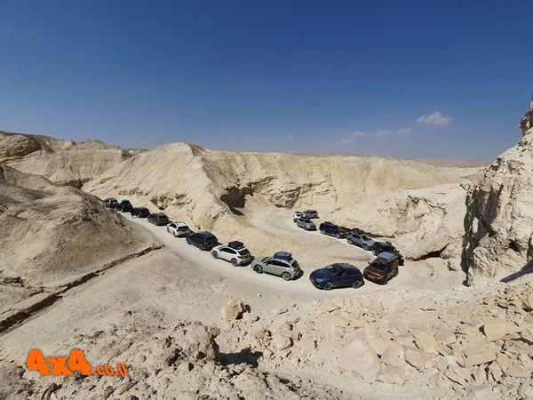 יומן מסע חוצה ישראל ג'יפונים - פסח 2021