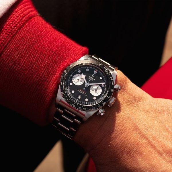 שעון חדש טיודור בלאק ביי כרונו