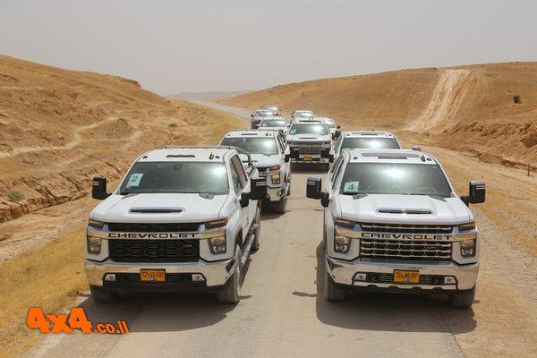 הנהלת השיווק והמכירות של UMI במדבר יהודה