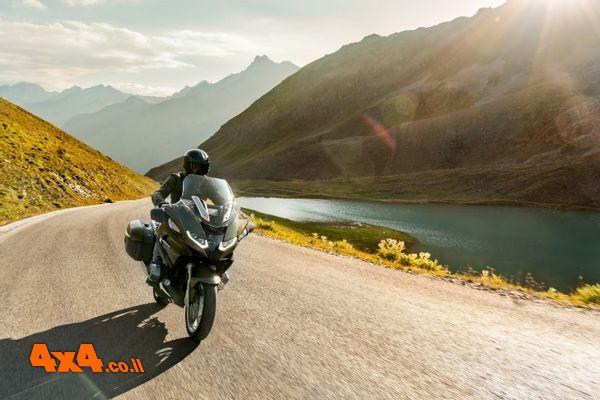 אופנוע R 1250 RT BMW מגיע לישראל