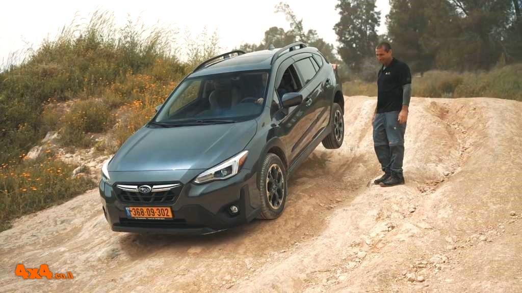 שטח 4X4 - טיפ שטח - טיפ נהיגה