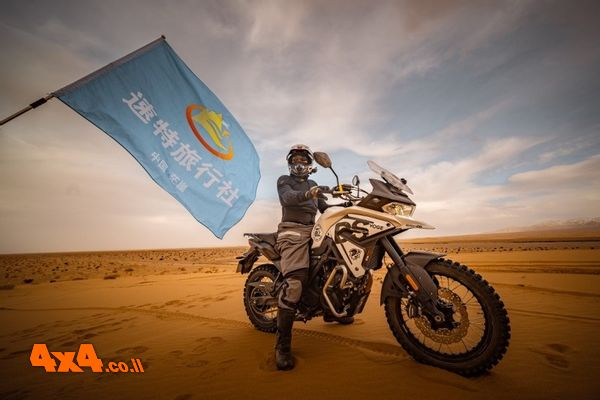 אופנוע האדוונצ'ר החדש של Voge - ה-650DS מגיע לישראל
