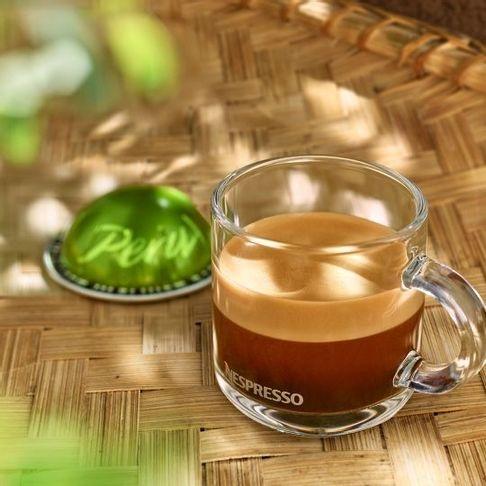 נספרסו משיקה קפה אורגני PERU ORGANIC
