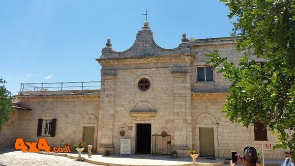 כנסיית המוחרקה